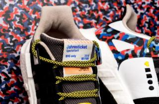 ADIDAS' New Limited-Edition Trainers Which Double as a Berlin Travel Pass