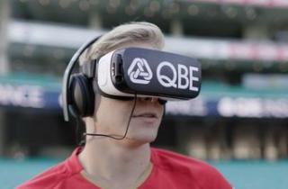 QBE & AFL SIDE SYDNEY SWANS LAUNCH FIRST-OF-A-KIND 'SWANS360⁰' VR FAN MATCH DAY EXPERIENCE
