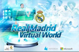 REAL MADRID CLAIMS SPORTING FIRST WITH THE LAUNCH OF 'THE DREAM' 360º VR APP EXPERIENCE